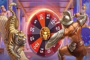 Parthenon Quest For Immortality - Rome The Golden Age: Περιπέτεια καζίνο στην Novibet