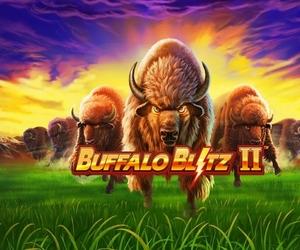 Το πολυαναμενόμενο Buffalo Blitz II ΑΠΟΚΛΕΙΣΤΙΚΑ στο Casino της Stoiximan