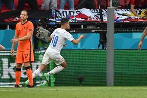 Ολλανδία - Τσεχία 0-2: Την «πάτησαν» οι «οράνιε» από τη φοβερή Τσεχία