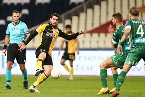 Super League Interwetten: Ολλανδός διαιτητής στο ΟΑΚΑ, Γάλλος στο «Βικελίδης»