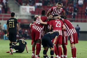 Ολυμπιακός-Αντβέρπ 2-1: Τον «λύτρωσε» στο τέλος ο Ρέαμπτσουκ (video)