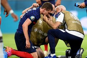 Euro 2020-Παβάρ: «Είχα βγει νοκ-άουτ για 15 δευτερόλεπτα»