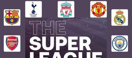 Θρίαμβος της UEFA: Διαλύεται η European Super League