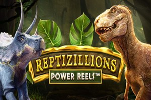 Reptizillions Power Reels: Περιπέτεια στην εποχή των δεινοσαύρων από την Red Tiger Gaming