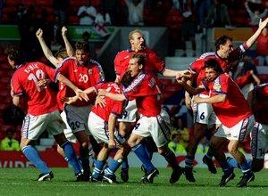 Euro 1996: Το «χρυσό γκολ» του Μπίρχοφ