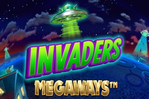 Invaders Megaways: Εξωγήινα σκάφη προσγειώνονται στον… πλανήτη της Vistabet!