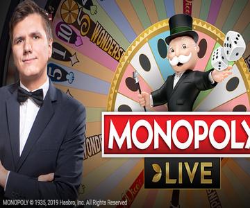 Monopoly Live: Ώρα για παιχνίδι!