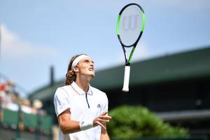Wimbledon: Ο Τσιτσιπάς έμεινε εκτός από τον Τιάφο στον πρώτο γύρο