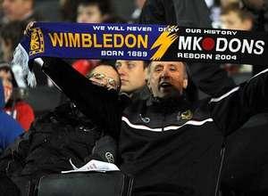 Γουίμπλεντον-ΜΚ Ντονς: Ένα ντέρμπι (πολύ) διαφορετικό από τα άλλα