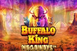 Buffalo King Megaways. Η νέα, δυνατή πρόταση της Pragmatic Play