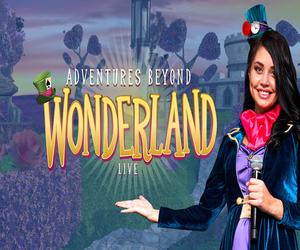 Adventures Beyond Wonderland Live: Περιπέτεια και φαντασία στο ζωντανό καζίνο!