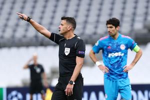 Ρεάλ Μαδρίτης - Μπαρτσελόνα: Αλλαγή διαιτητή λόγω τραυματισμού!