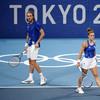 Ολυμπιακοί Αγώνες: Εκτός ημιτελικών Τσιτσιπάς-Σάκκαρη στο μεικτό διπλό (video)