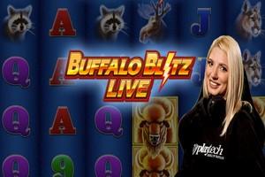 Ελληνικό Buffalo Blitz Live: Νέο παιχνίδι στο επίκεντρο του καζίνο