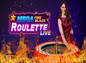 Mega Fire Blaze Roulette: Καυτή… ρουλέτα από την Playtech!