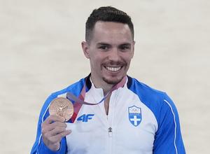 Ολυμπιακοί Αγώνες: Χάλκινο μετάλλιο για τον Πετρούνια στο Τόκιο (video)
