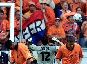 Euro 2000: «Vive La France»