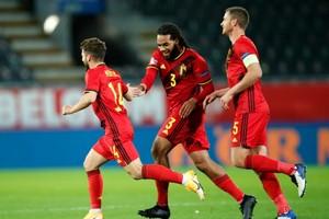 Nations League: Έκανε βήμα για το Final 4 το Βέλγιο, αγκαλιά με την πρόκριση και η Ολλανδία (videos)