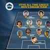 IFFHS: Αυτή είναι η κορυφαία ενδεκάδα Ελλήνων ποδοσφαιριστών στην ιστορία