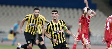 ΑΕΚ - Βελέζ Μόσταρ 1-0 (2-3 πεν.): Ταπεινώθηκε στα πέναλτι η Ένωση (videos)