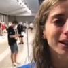 Βουρκωμένη η Ντουντουνάκη μετά τον αποκλεισμό από τον τελικό παρά το πανελλήνιο ρεκόρ (video)