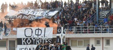 Ο Ο.Φ. Ιεράπετρας πήρε τη θέση του Πανιωνίου στην Super League 2