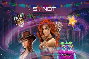 H Synot έφτασε στο καζίνο της Novibet