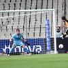ΑΕΚ-ΠΑΟK: Ασίστ Τάνκοβιτς και ωραίο τελείωμα Ανσαριφάρντ για το 1-0 (video)