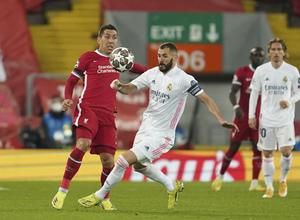 Λίβερπουλ-Ρέαλ Μαδρίτης 0-0: Έμεινε όρθια στο «Άνφιλντ» (video)