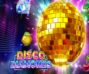 ΤοεκπληκτικόDisco Diamonds προσγειώθηκε στο καζίνο