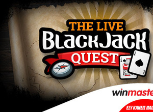 Winmasters Casino: Το νέο Leaderboard στα live παιχνίδια Blackjack είναι γεγονός!