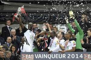 Κύπελλο Γαλλίας: Το σήκωσε η Γκινγκάμπ (video)
