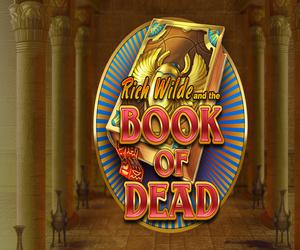 Τοκαταπληκτικό Book of Dead στο καζίνο τηςVistabet