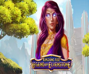Το Kingdoms Rise: Legend of Elvenstone ήρθε στο καζίνο για να μείνει!