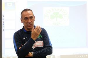 Δώνης: «Δεν θα πω ποτέ στον Τάσο να πάει στον Ολυμπιακό, είμαστε Παναθηναϊκοί»