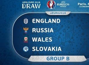 Euro 2016: Η παρουσίαση του 2ου ομίλου