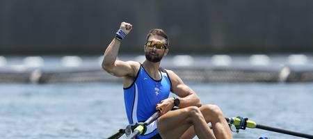 Ολυμπιακοί Αγώνες: Χρυσός Ολυμπιονίκης ο Στέφανος Ντούσκος (video)