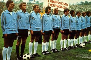 Euro 1972: Η ποδοσφαιρική παράσταση των Δ. Γερμανών