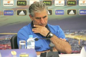 Αναστασιάδης: «Προβληματιζόμαστε για το γήπεδο»