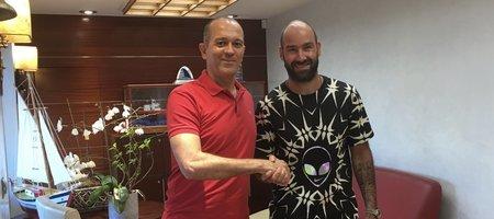 Επίσημο: Συνεχίζει στον Ολυμπιακό ο Σπανούλης