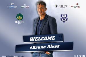 Απόλλων Σμύρνης: Επίσημο το «μπαμ» με Μπρούνο Άλβες