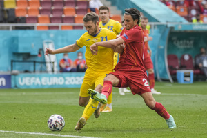 Ουκρανία - Βόρεια Μακεδονία 2-1: Δύσκολη νίκη για την ομάδα του Σεφτσένκο
