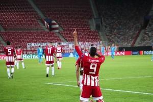 Ολυμπιακός - Μαρσέιγ 1-0: Τον λύτρωσε ο Χασάν στο 91' (video)