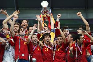 Euro 2012: Το ριπίτ της Ισπανίας