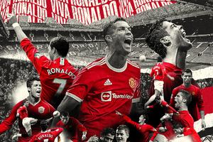 Για 2+1 χρόνια στην Γιουνάιτεντ ο Ρονάλντο, τον ανακοίνωσαν οι «Κόκκινοι Διάβολοι» (video)