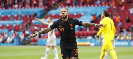 Βόρεια Μακεδονία-Ολλάνδια 0-3: Με απόλυτο στους «16» οι «οράνιε»