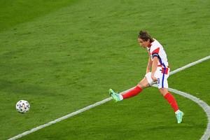 Κροατία - Σκωτία 3-1: Θρίαμβος πρόκρισης με υπογραφή του «μαέστρου» Μόντριτς