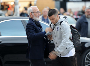 Σαββίδης στους παίκτες: «Κάντε με αύριο τον πιο περήφανο άνθρωπο»