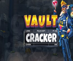 Vault Cracker: Περιπέτεια σε χρηματοκιβώτιο από την Red Tiger Gaming