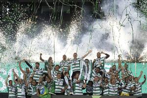 Πρωταθλήτρια Πορτογαλίας η Σπόρτινγκ Λισαβόνας μετά από 19 χρόνια (video)